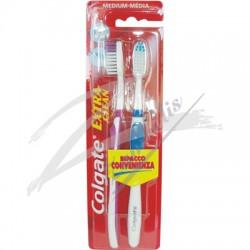 ΟΔΟΝΤΟΒΟΥΡΤΣΑ COLGATE 2 TEM.EXTRA CLEAN