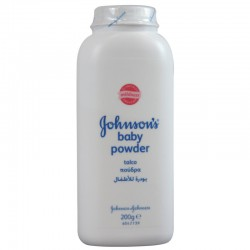 JOHNSON BABY POWDER 200 GR.(ΕΛΛΗΝΙΚΟ)