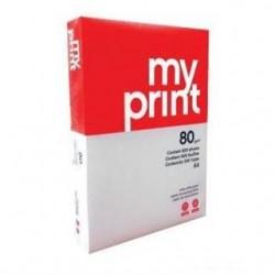 ΧΑΡΤΙ MY PRINT ΦΩΤ/ΚΟ Α4 80 ΓΡ. 500