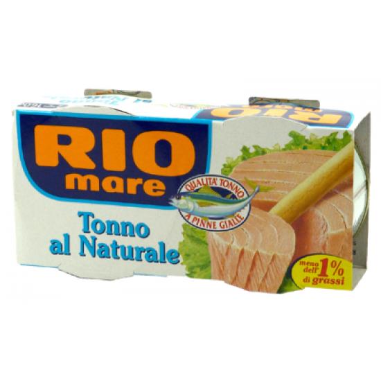 RIO MARE ΤΟΝΟΣ 2χ160 gr ΝΕΡΟΥ