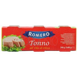 ROMERO GR 80 X 3 ΤΟΝΝΟΣ ΛΑΔΙ ΕΛΙΑΣ