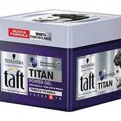 TAFT TITAN GEL 250 ml ΚΥΒΟΣ