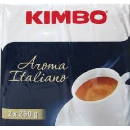 KIMBO ΚΑΦΕ ΕΣΠΡ.ΙΤΑΛ.2χ250γρ